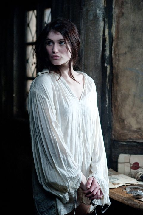 Als Gretel (Gemma Arterton) in die Fänge der blutrünstigen Hexen gerät, beginnt eine barbarische Jagd ... - Bildquelle: David Appleby 2013 Paramount Pictures.  All Rights Reserved.