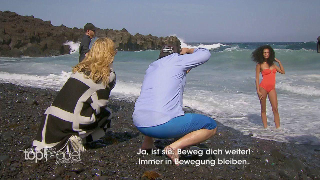 GNTM-11-Sendung02-085 - Bildquelle: ProSieben