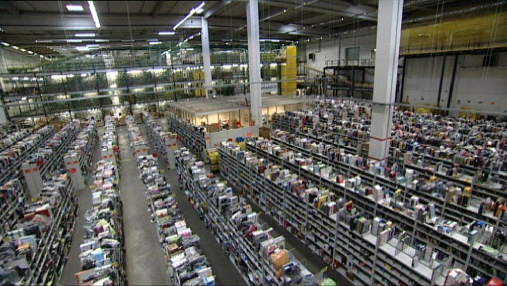 Wie funktioniert Amazon?