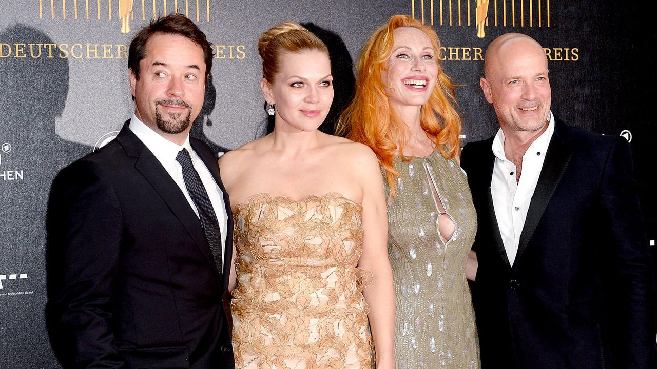 deutscher-filmpreis-12-04-27-liefers-loos-sawatzki-berkel-26-dpajpg 1600 x 900 - Bildquelle: dpa