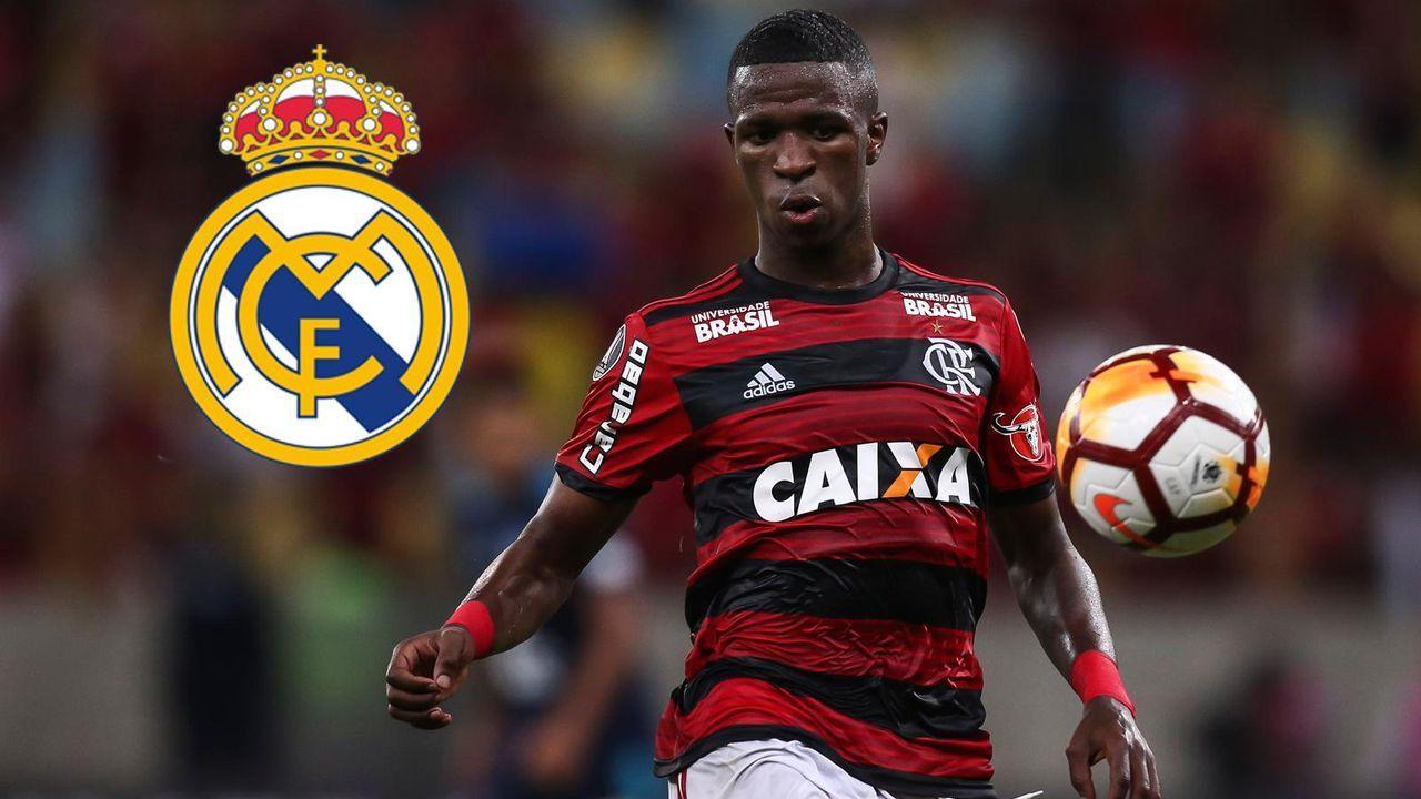 Vinicius Junior (Zugang Real Madrid) - Bildquelle: getty