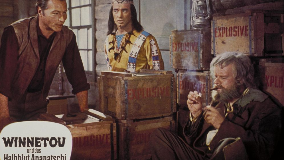 Winnetou und das Halbblut Apanatschi - Bildquelle: Constantin Film