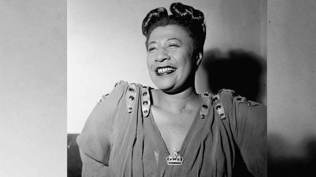 Ella Fitzgerald Jazzsängerin