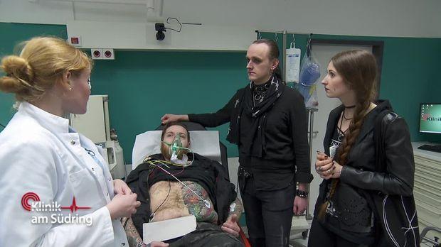 Klinik Am Südring - Klinik Am Südring - Schmerzhafte Erleuchtung