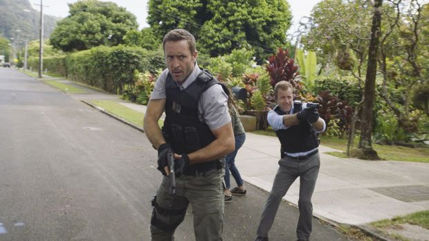 Hawaii Five-0 - Hawaii Five-0 - Staffel 8 Episode 1: Inferno