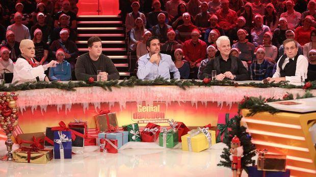 Genial Daneben - Die Comedy Arena - Genial Daneben - Die Comedy Arena - Genial Daneben - Die Weihnachtsshow
