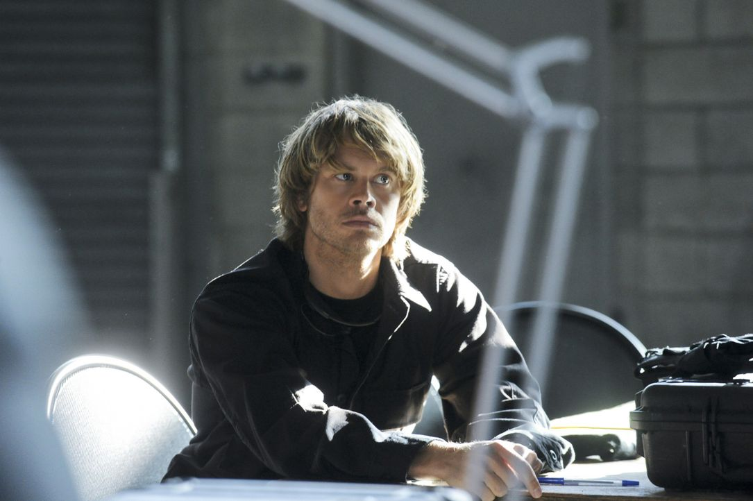 Ermittelt in einem neuen Fall: Deeks (Eric Christian Olsen) ... - Bildquelle: CBS Studios Inc. All Rights Reserved.