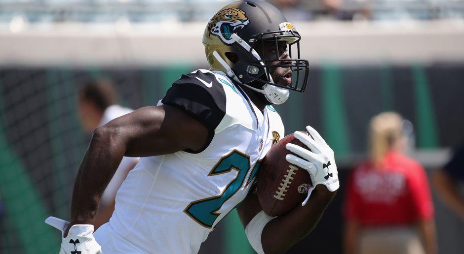 Leonard Fournette (Jacksonville Jaguars) - Bildquelle: 2017 Getty Images