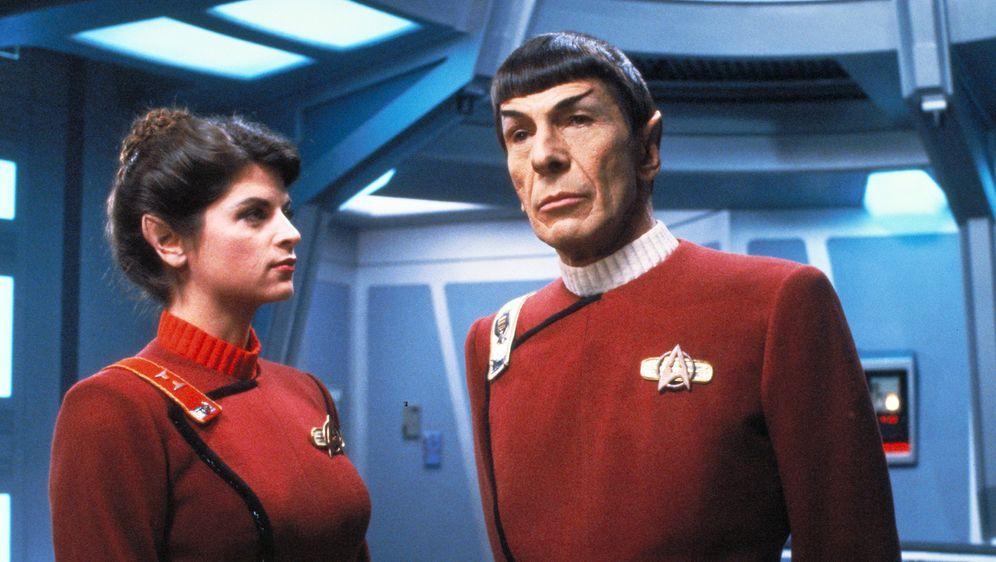 Star Trek II - Der Zorn des Khan - Bildquelle: Paramount Pictures