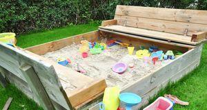sandkasten selber bauen sat 1 ratgeber. Black Bedroom Furniture Sets. Home Design Ideas