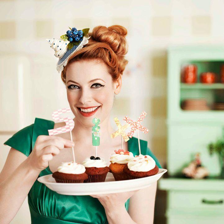Love is in the cake... - Bildquelle: sixx/Arne Weychardt