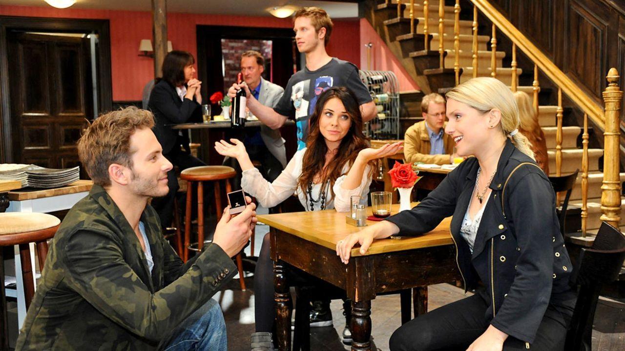 Anna-und-die-Liebe-Folge-721-01-Sat1-Oliver-Ziebe - Bildquelle: Sat.1/Oliver Ziebe