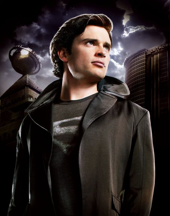(10. Staffel) - SMALLVILLE - Artwork - Bildquelle: Warner Bros.