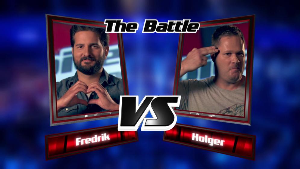Fredrik vs. Holger