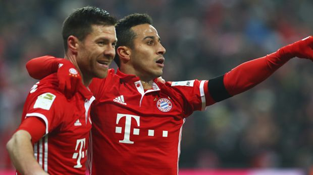 FC Bayern München - Bildquelle: 2016 Getty Images