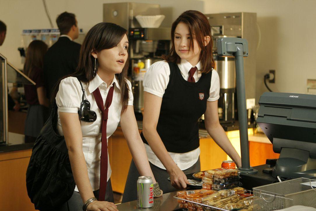 Ahnen nicht, dass ein Schatten auf ihnen liegt: Molly (Haley Bennett, r.) und Leah (Shannon Woodward, l.) ... - Bildquelle: Odd Lot International