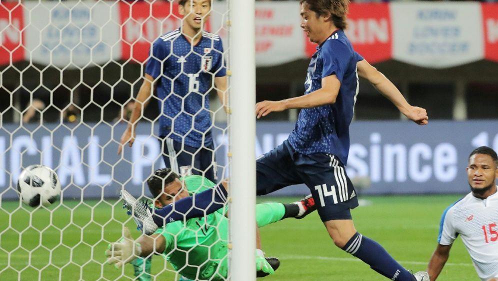 Japan gewann gegen Panama mit 3:0 - Bildquelle: AFPSIDJIJI PRESS