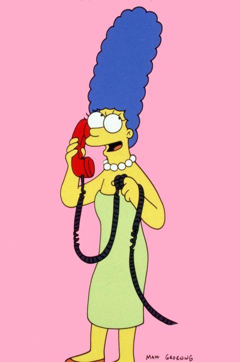(17. Staffel) - Immer um Anstand und Sitte in der chaotischen Familie bemüht: Mutter Marge ... - Bildquelle: und TM Twentieth Century Fox Film Corporation - Alle Rechte vorbehalten