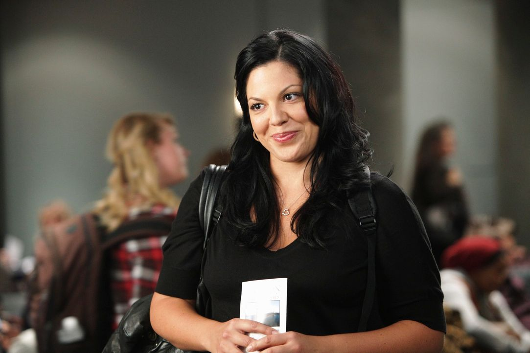 Auf zu neuen Ufern: Callie (Sara Ramirez) bereitet alles für die Abreise nach Afrika vor ... - Bildquelle: ABC Studios