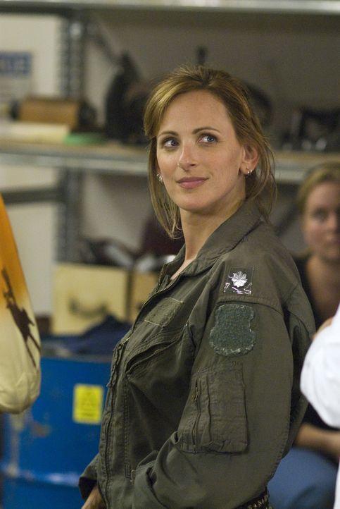 Bette trifft auf die taubstumme Jodi (Marlee Matlin) und ist von ihrer Arbeit sehr begeistert ... - Bildquelle: Metro-Goldwyn-Mayer Studios Inc. All Rights Reserved.