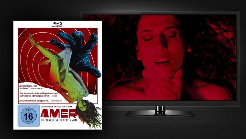 Amer - Die dunkle Seite deiner Träume (Blu-ray Disc) - Bildquelle: Koch Media