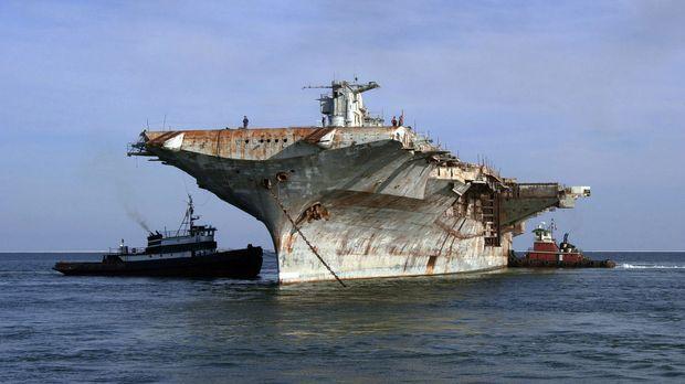 Schiffe gehören zu den ältesten Transportmitteln der Welt. Doch wenn sie nich...