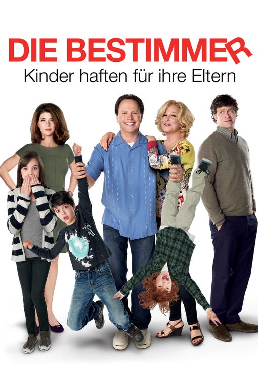 Die Bestimmer - Kinder haften für ihre Eltern - Plakatmotiv - Bildquelle: 2012 Twentieth Century Fox Film Corporation and Walden Media, LLC. All rights reserved.