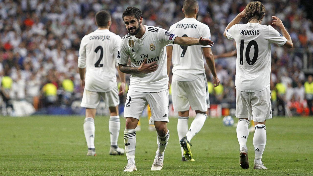 Platz 1: Real Madrid - Bildquelle: imago/Marca