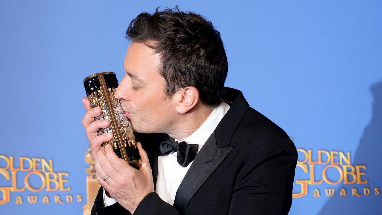 Golden-Globe-Jimmy-Fallon-14-01-12-AFP - Bildquelle: AFP