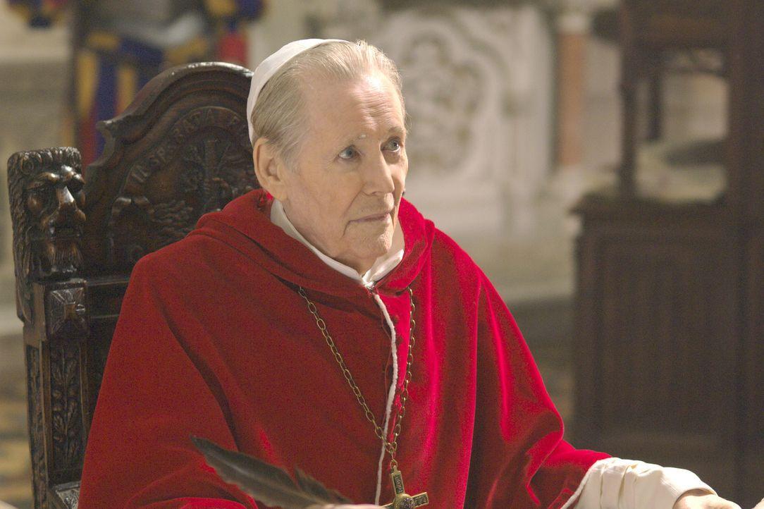 Um den König von seiner Scheidung abzubringen, schreckt Papst Paul III (Peter O'Toole) vor nichts zurück ... - Bildquelle: 2008 TM Productions Limited and PA Tudors II Inc. All Rights Reserved.