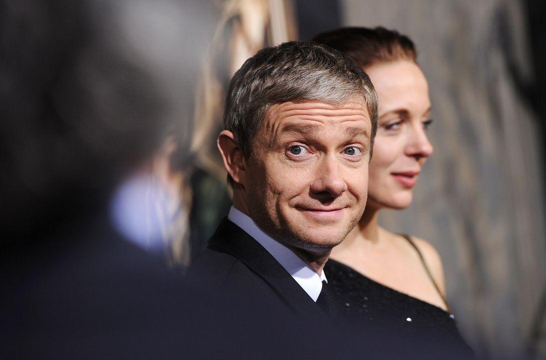 The-Hobbit-Premiere-LA-Martin-Freeman-131202-getty-AFP - Bildquelle: AFP