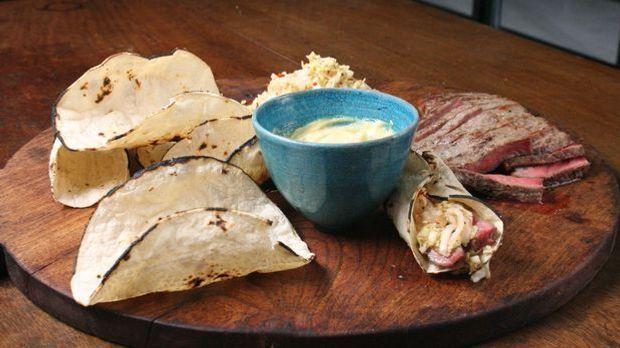 Tacos sind ein wahrer Street-Food-Klassiker! Gordon Ramsays Rezept für Rindfl...