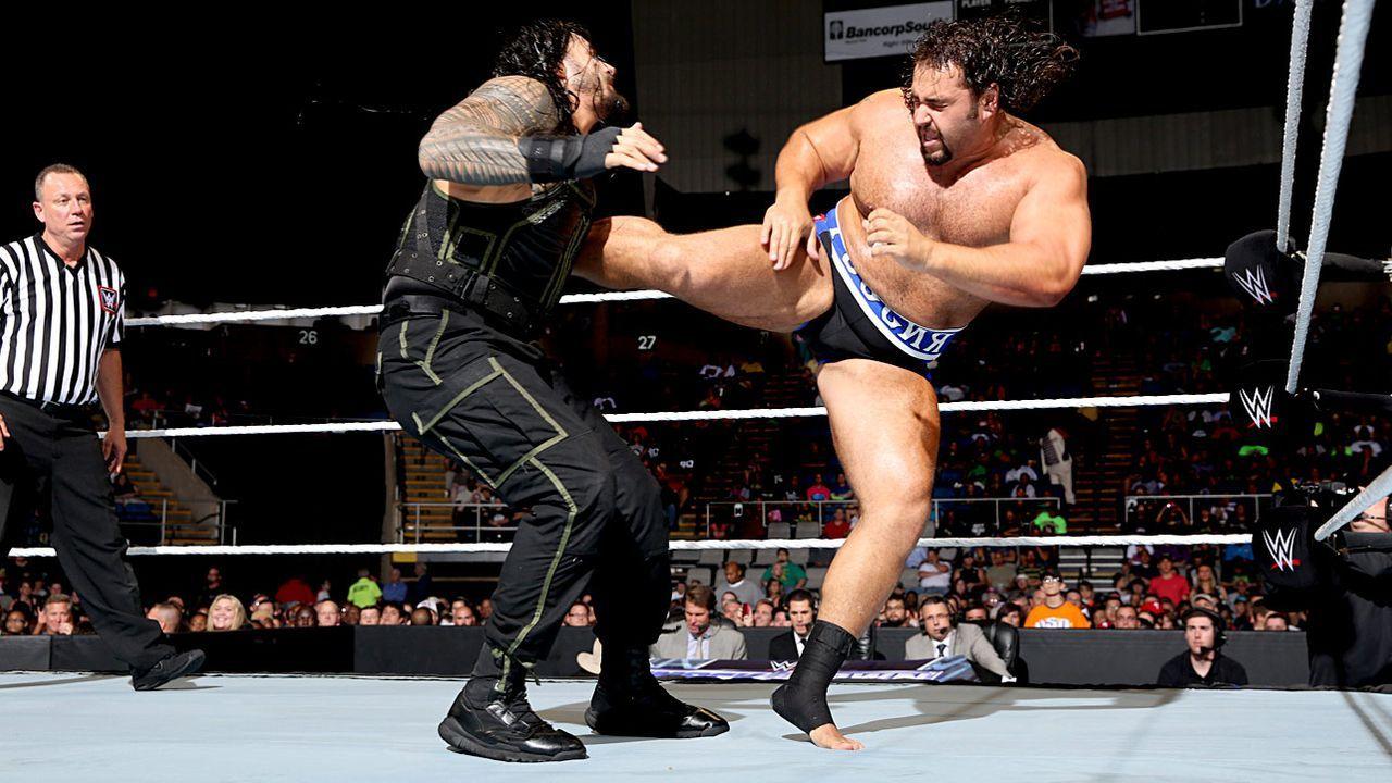Bilder SmackDown 20. September