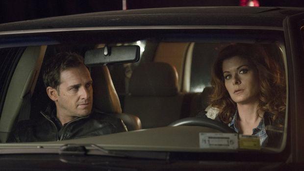 Als Lauras (Debra Messing, r.) Leben in Gefahr gerät, versucht Jake (Josh Luc...