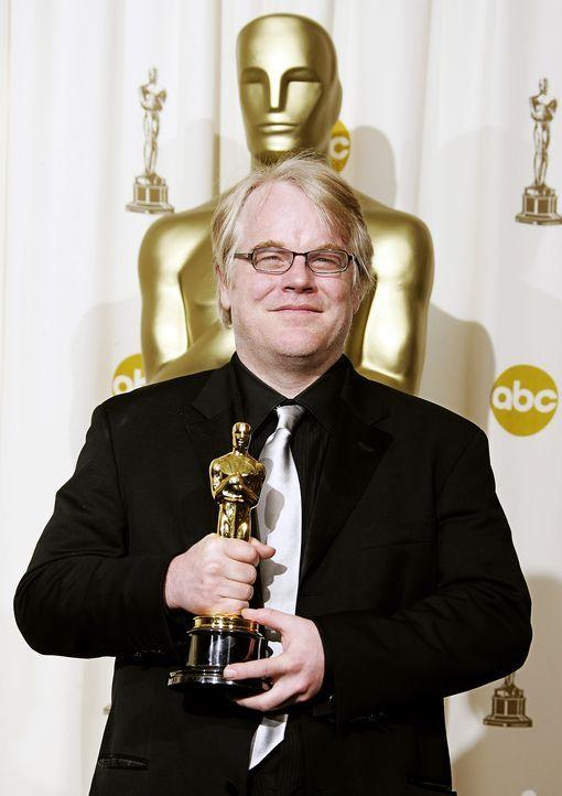 Bester-Hauptdarsteller-2006-Philip-Seymour-Hoffman-AFP - Bildquelle: AFP