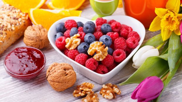 Vegan leben Früchte Fotolia_101480550