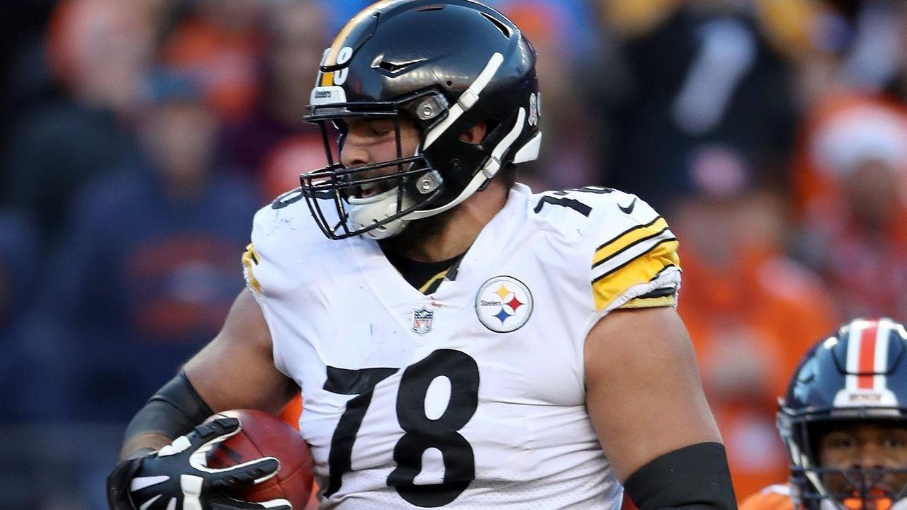 Tackle: Alejandro Villanueva (Pittsburgh Steelers) - Bildquelle: Getty