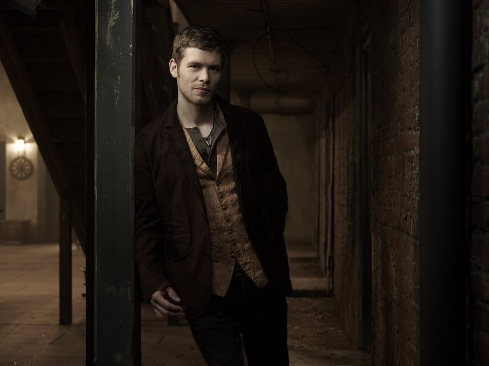 Joseph Morgan ist Klaus Mikaelson - Bildquelle: Warner Bros. Entertainment Inc.