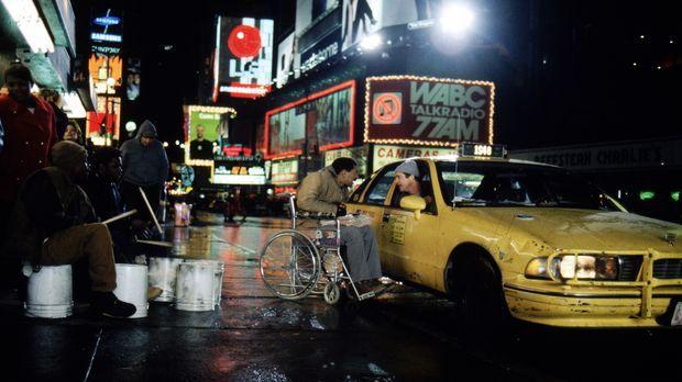 Jerry Fletcher (Mel Gibson) arbeitet als Taxifahrer in New York. Er sieht hin...