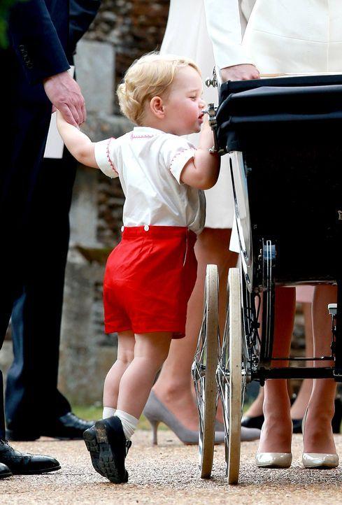 Taufe-Prinzessin-Charlotte-15-07-05-06-AFP - Bildquelle: AFP