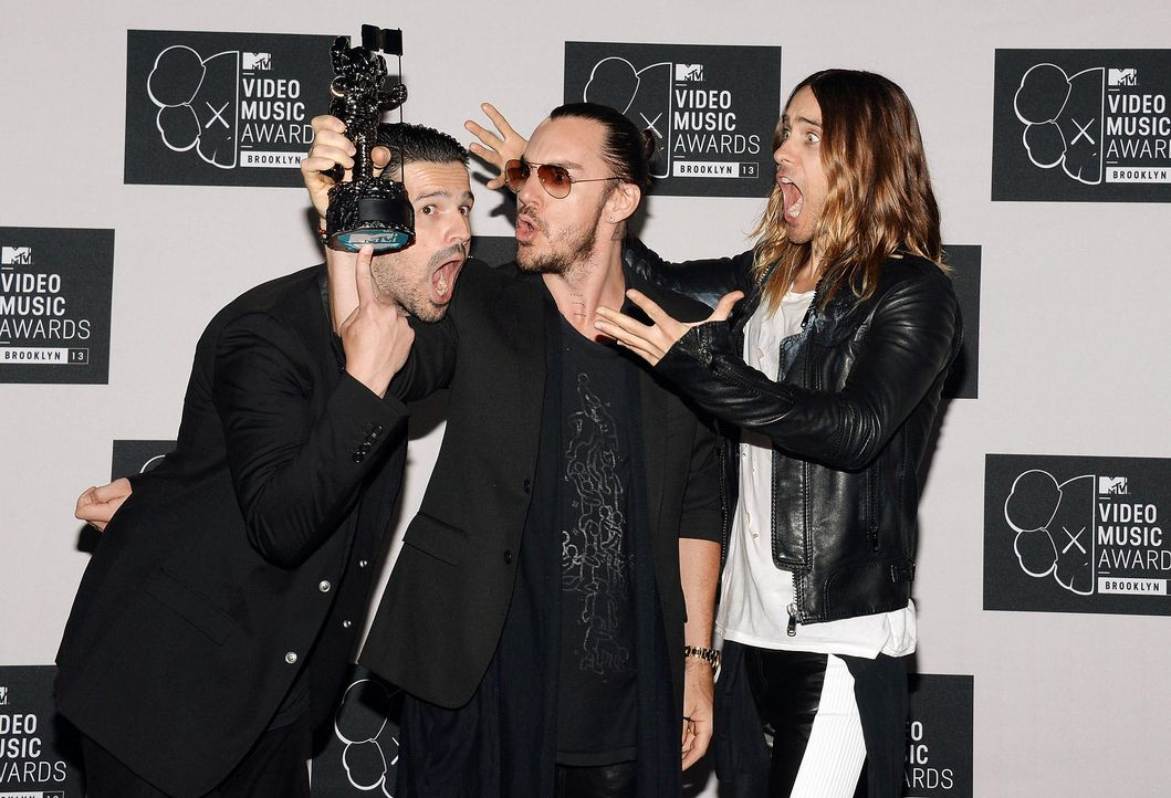 MTV-Music-Video-Awards-Thirty-Seconds-to-Mars-130825-getty-AFP.jpg 2000 x 1363 - Bildquelle: getty-AFP