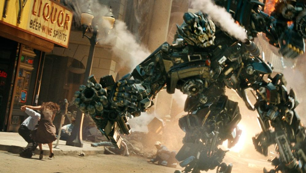 Transformers - Bildquelle: 2008 DREAMWORKS LLC AND PARAMOUNT PICTURES CORPORATION. ALL RIGHTS RESERVED.