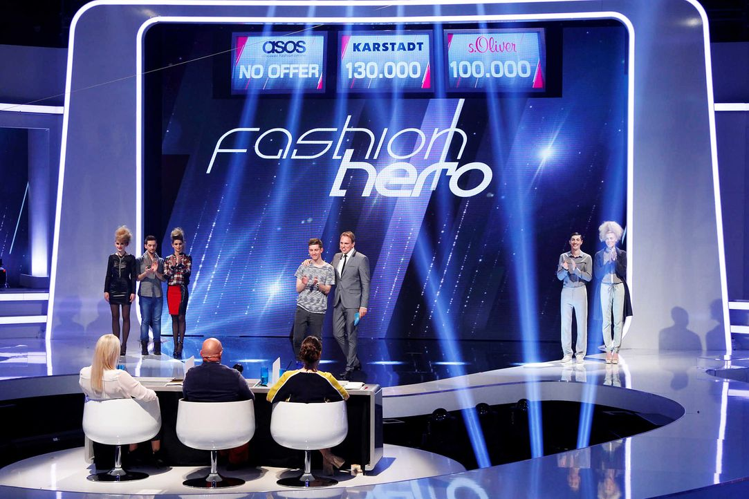 Fashion-Hero-Epi05-Show-83-ProSieben-Richard-Huebner - Bildquelle: Richard Huebner