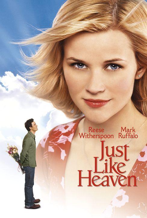 Just like Heaven - Solange Du da bist: Dr. Elizabeth Masterson (Reese Witherspoon, r.) und David Abbott (Mark Ruffalo, l.) ... - Bildquelle: Telepool GmbH