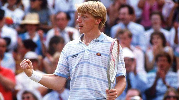 Beckers erstes Grand-Slam-Finale - Bildquelle: imago sportfotodienst