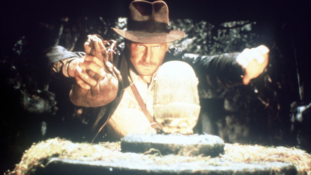 Jäger des verlorenen Schatzes - Bildquelle: Paramount Pictures