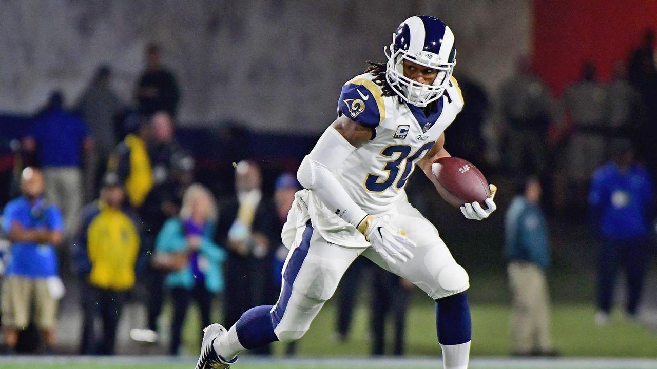 Platz 7: Todd Gurley (Los Angeles Rams) - Bildquelle: Getty