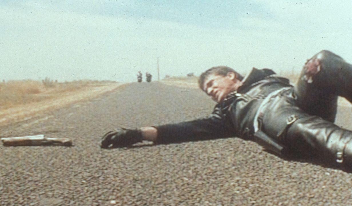 """Nun hat Max Rockatansky alias """"Mad Max"""" (Mel Gibson) ein Problem ... - Bildquelle: Warner Bros."""