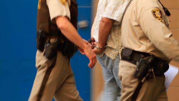 Das Clark County Detention Center hat es bedenklich oft mit Wiederkehrern zu...