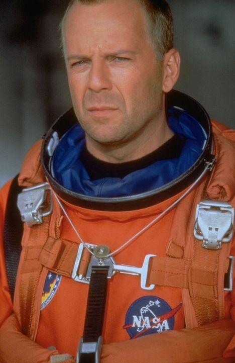 Der erfahrene Bohrexperte Harry Stamper (Bruce Willis) soll für die NASA ein Team aus Bohrspezialisten zusammenstellen, um mit ihnen ins All zu fli... - Bildquelle: Touchstone Pictures